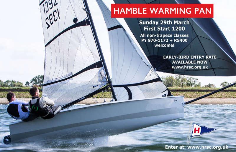 Hamble Warming Pan 2020