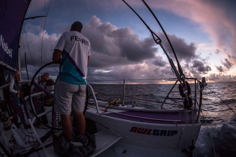 Volvo Ocean Race - Into the north
