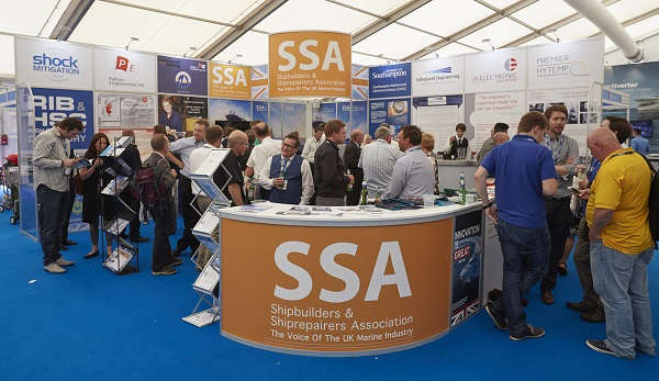 Growth in Marine Industry reflected at Seawork