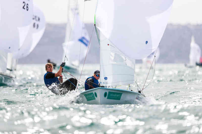 From the 30th of March to the 7th of April the bay of Palma in Mallorca (Spain) hosts the 49th Trofeo Princesa Sofia Iberostar