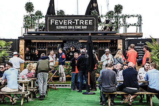 Fever-Tree Agrees Further Two-Year Sponsorship of Lendy Cowes Week