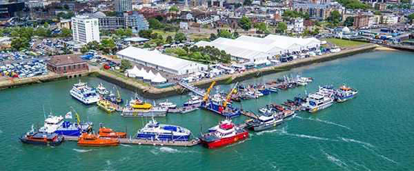 Maritime Minister to open Seawork with a focus on women in the marine industry