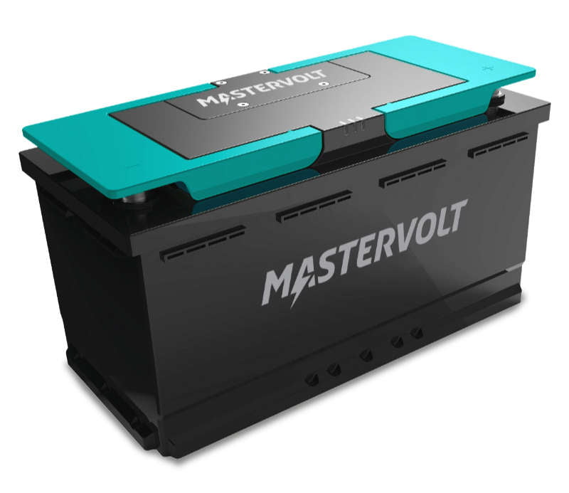 MASTERVOLT LAUNCHES THE NEW MLI-E LITHIUM ION BATTERY, A COMPACT POWER SOURCE IDEAL FOR MOBILE APPLICATIONS