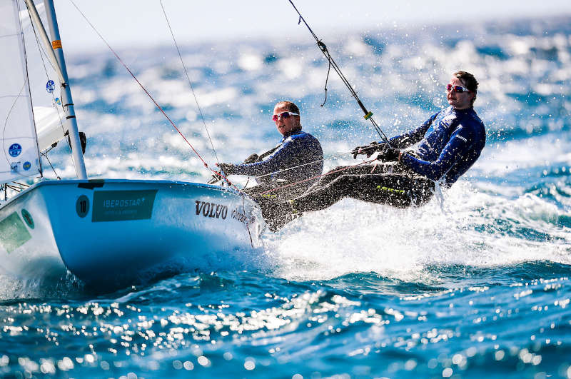Brits turn it up as Palma turns it on for third day of Princess Sofia Trophy