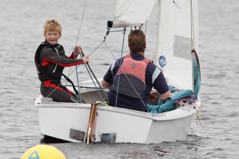 Burwain Sailing Club selected as Sunsail's Funding the Future winner