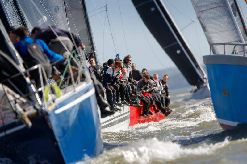 Entry opens for IRC European Championship and Commodores' Cup