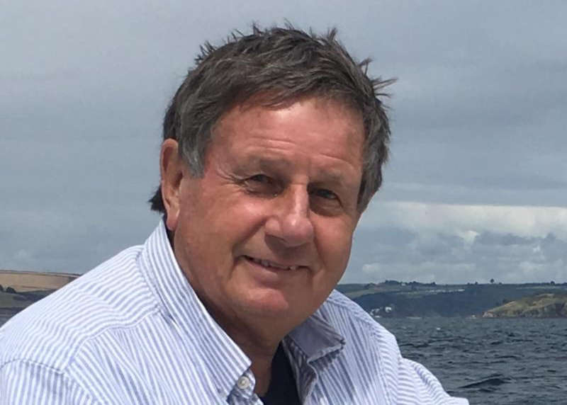 Nigel Irens delivers the Cruising Association's Hanson Lecture