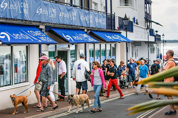 Lendy Cowes Week launches a new sustainability initiative
