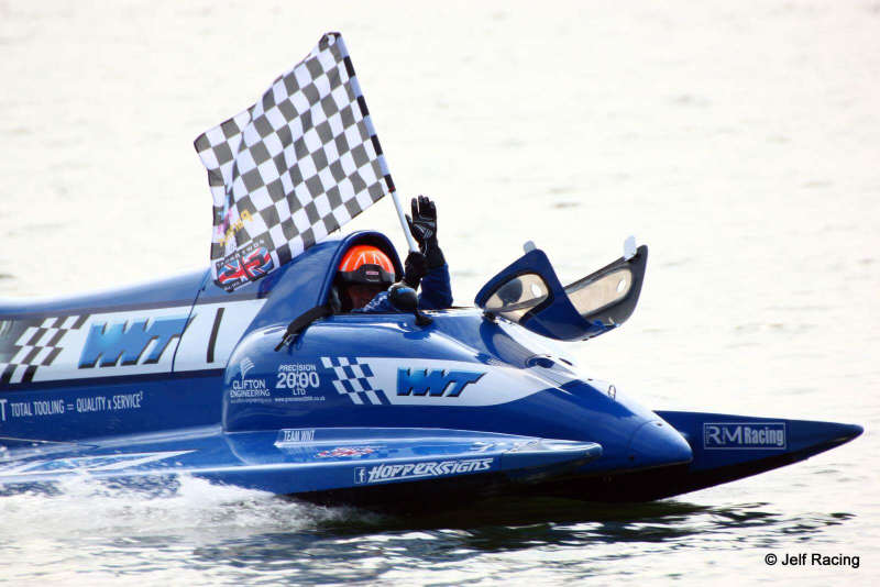 Father and son claim British Championship Titles