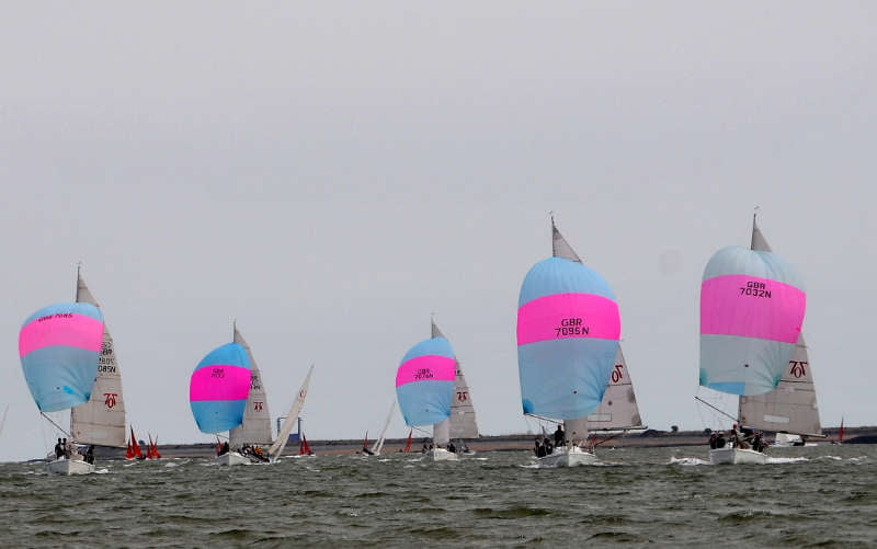 Keelboat Endeavour Trophy – New UK keelboat champion of champions event at Burnham-on-Crouch