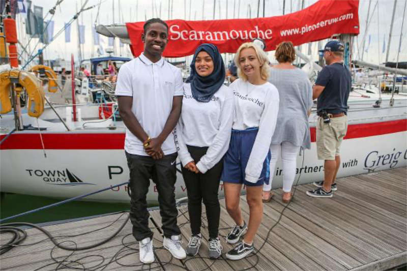 Cowes Week Announces Greig City Academy as Official Charity 2020