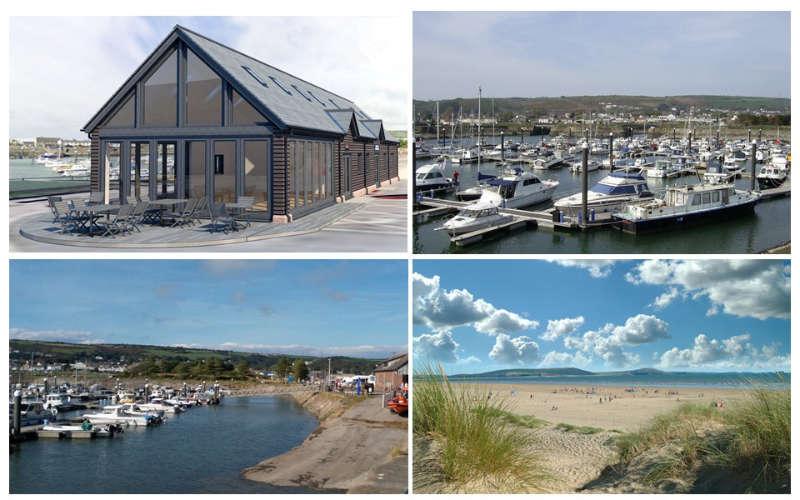 The Marine & Property Group Ltd acquires Burry Port Marina