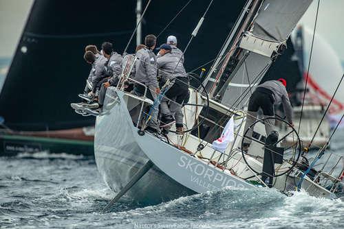 Skorpios wins ORC Division at 2018 Rolex Giraglia