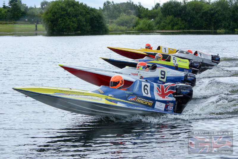 RYA to cease as UK National Authority for Powerboat Racing from 2019