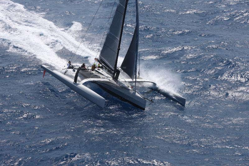 RORC Caribbean 600 - Newsflash: Paradox takes multihull line honours