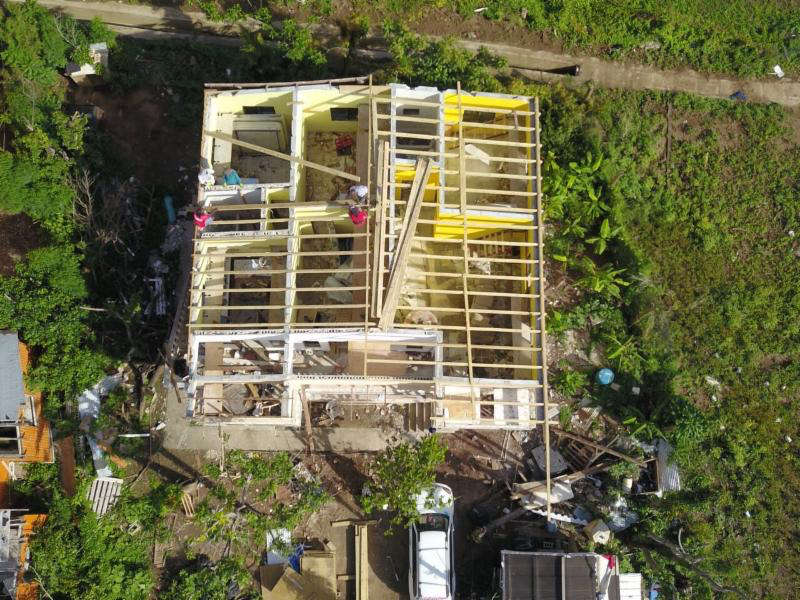 Three Caribbean restoration & repair projects benefit from first round of Sail Aid UK grants