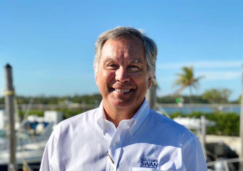 Giulio Bertani joins Nautor's Swan as Regional Director for Americas