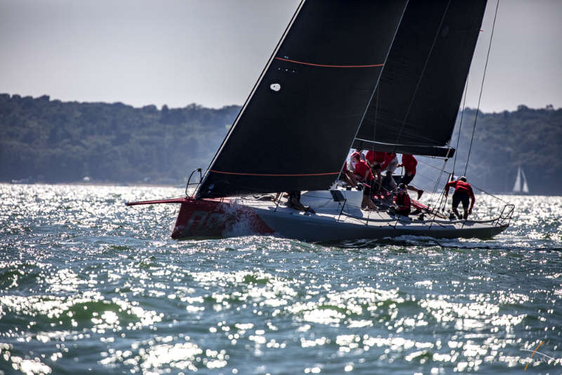 HYS FAST40+ National Championship - Day one report
