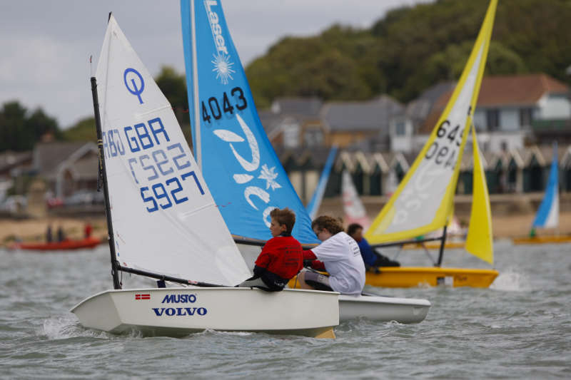 Sunsail set to announce winners of Funding the Future 2017-18 at the  RYA Suzuki Dinghy Show