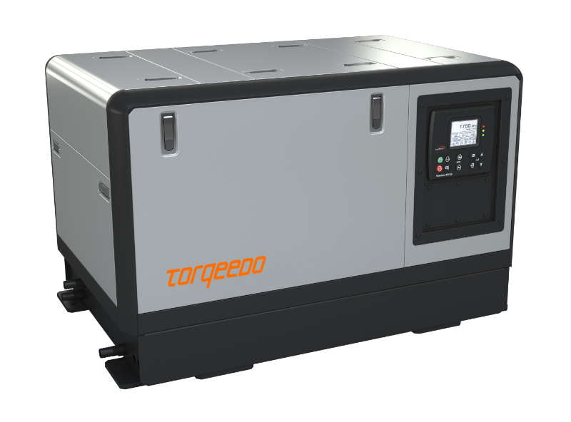 Torqeedo and WhisperPower collaborate to develop DC Generator