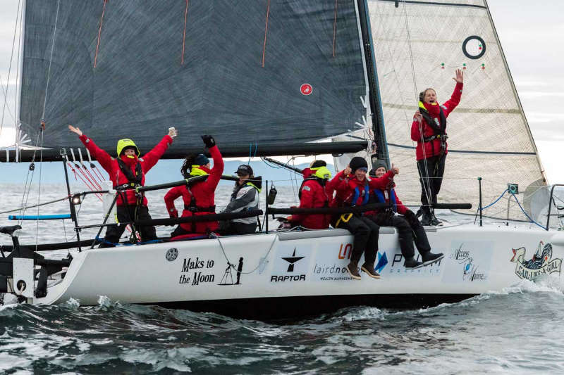R2AK Day 7 - Sailing victorious on the wind of together