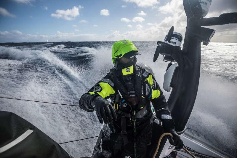 The Southern Ocean bites back - Volvo Ocean Race