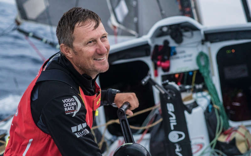 Search called off for missing sailor John Fisher - Volvo Ocean Race