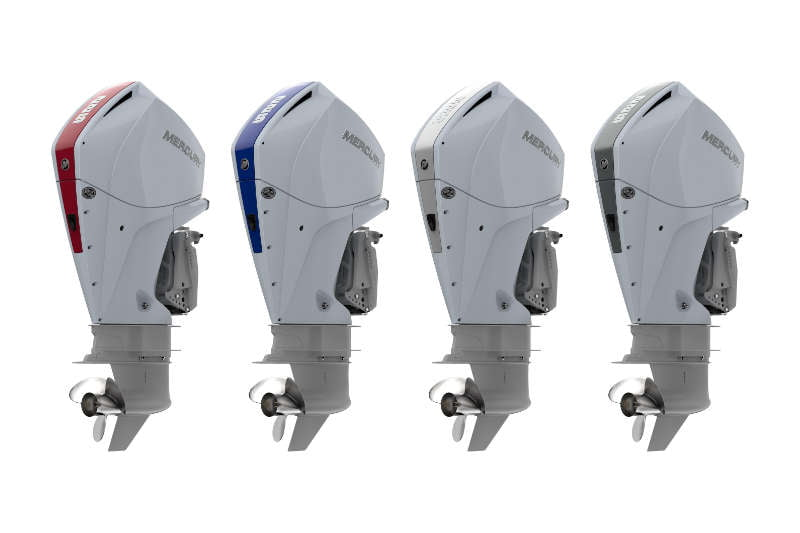 Mercury Marine introduces new V-6 FourStroke outboard lineup and an expansion to its SeaPro family