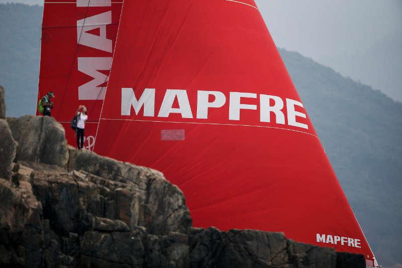 MAPFRE wins the Around Hong Kong Island Race