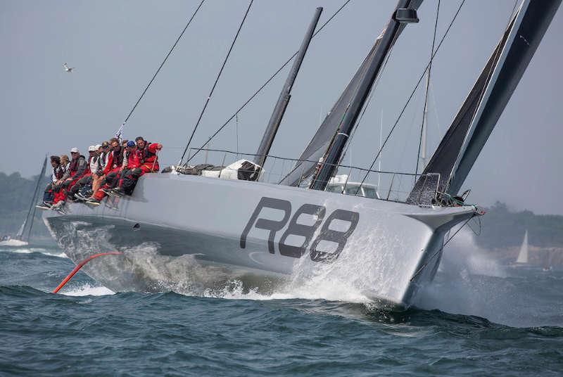 Rambler 88 confirms entry for Atlantic Anniversary Regatta