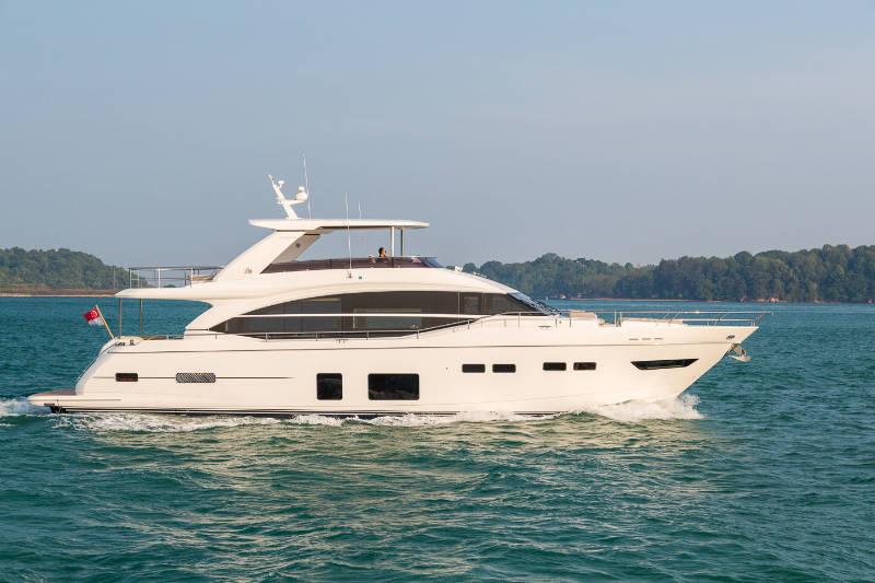 Princess Motor Yacht Sales Launches YachtQuarters