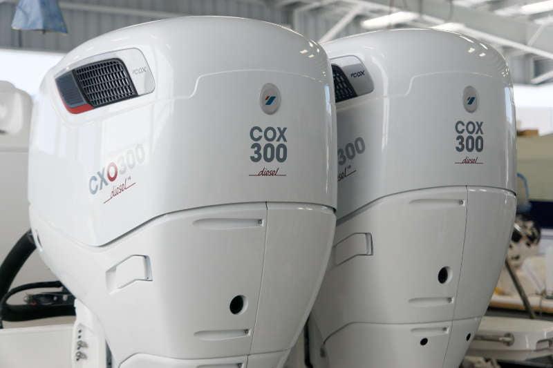 MARX to Promote Cox Powertrain's Game-Changing CXO300 at Boot Düsseldorf