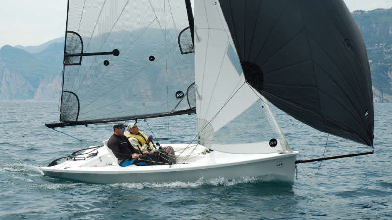 RS Venture Connect in World Sailing's Para Programme