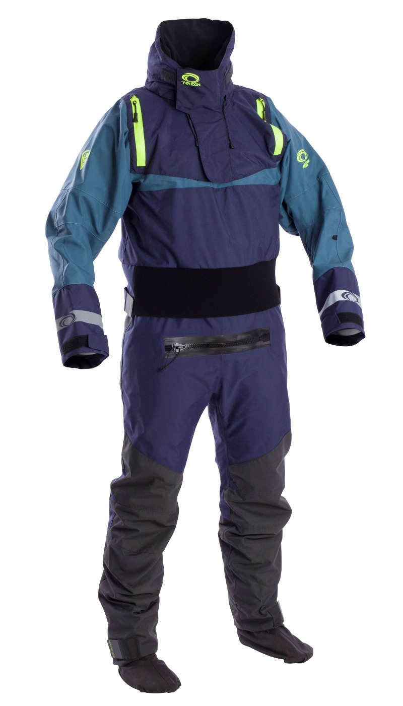 Typhoon's Multisport SK Drysuit debuts at The Yachtmarket.com Southampton Boat Show