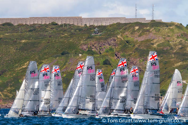 Harken announced as Official Equipment Sponsor for the RS700 / RS800 National Championships