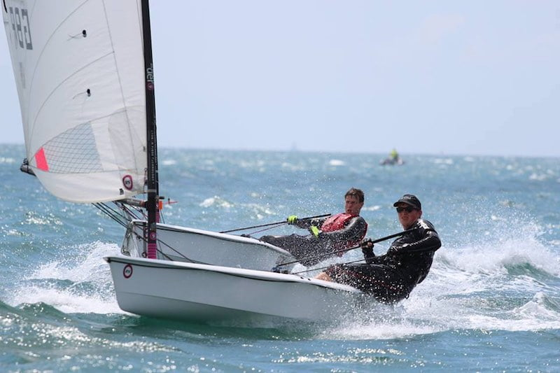 Rooster RS Aero World Championships