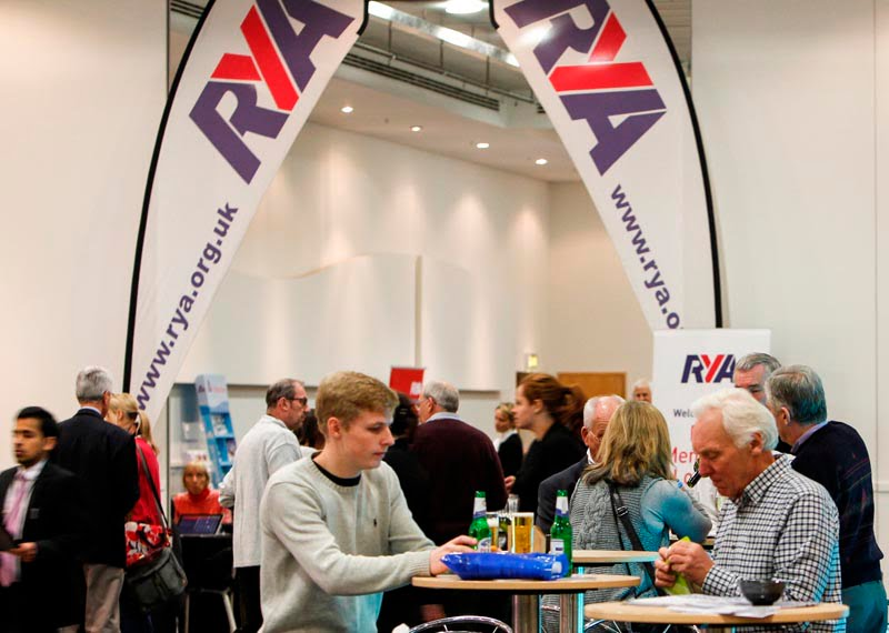 Exclusive discounts on tickets to the London Boat Show 2016 for RYA members