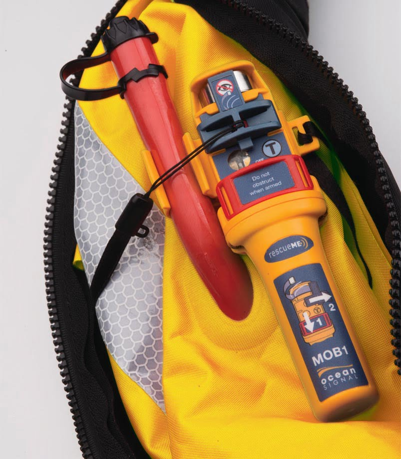 Ocean Signal rescueME MOB1 is nominated for DAME Design Award