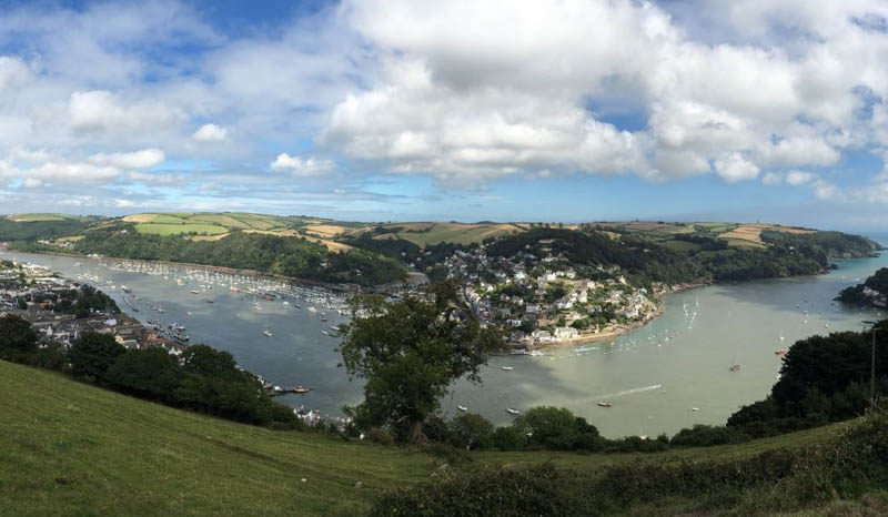 Sunsail welcomed in the south west as Official Sailing Charter Partner for this year's Dartmouth Royal Regatta