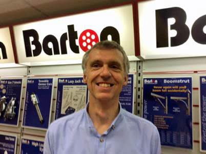 Barton Marine appoints new Production and Operations Manager