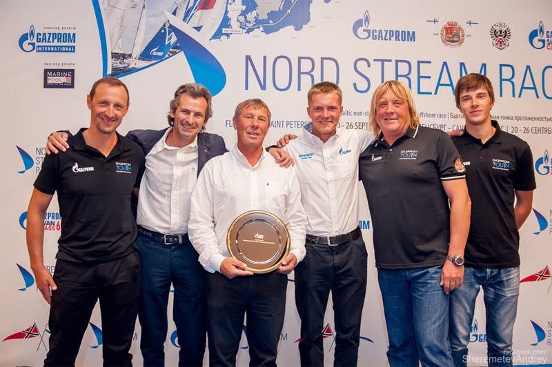 Gazprom Youth Sailing Challenge 2015 Gazprom Swan 60 Circuit Champion