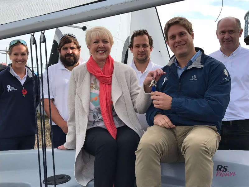 Sailing charity opens new watersports facility in Portsmouth