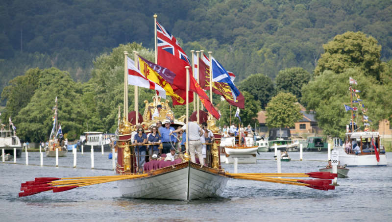 Record number of visitors expected at The Thames Traditional Boat Festival