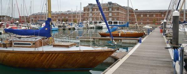 Castle Marinas Ltd announces improved layout for Portsmouth Marina