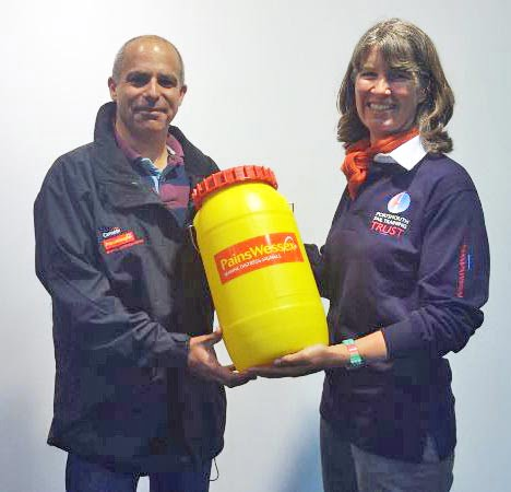 Drew Marine Signal & Safety announces support of Portsmouth Sail Training Trust