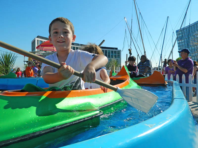 New! Southampton Boat Show 2015