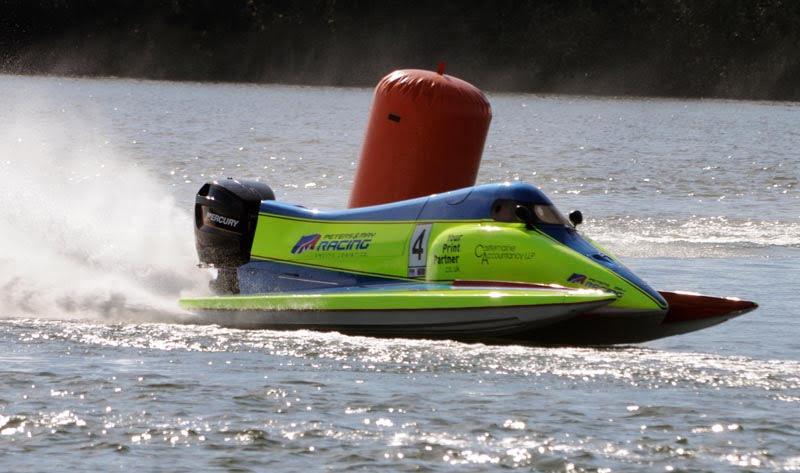 Jelf Racing set to Jostle for 3 British Powerboat Titles