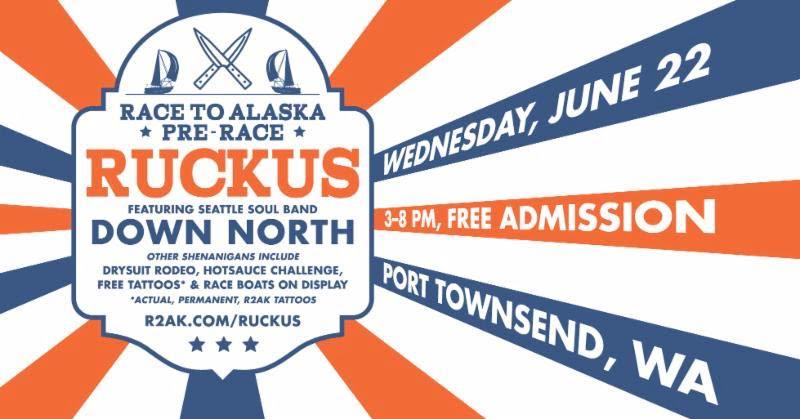 Race to Alaska Pre-Race Ruckus!