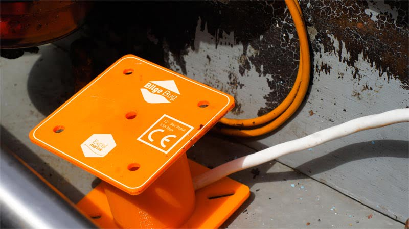 Bilge Bug™ introduced for first time at Southampton Boat Show 2015