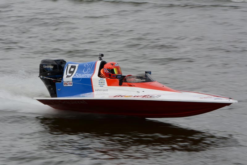 Powerboat GP kick it up a gear for the Kingsbury GP!